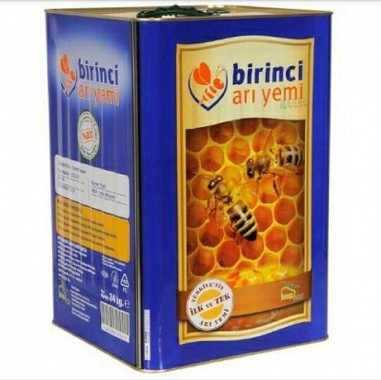 birinci arı yemi 24 kg