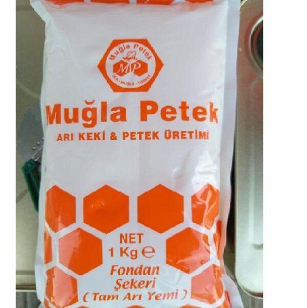 muğla petek fondan şeker arı keki 3