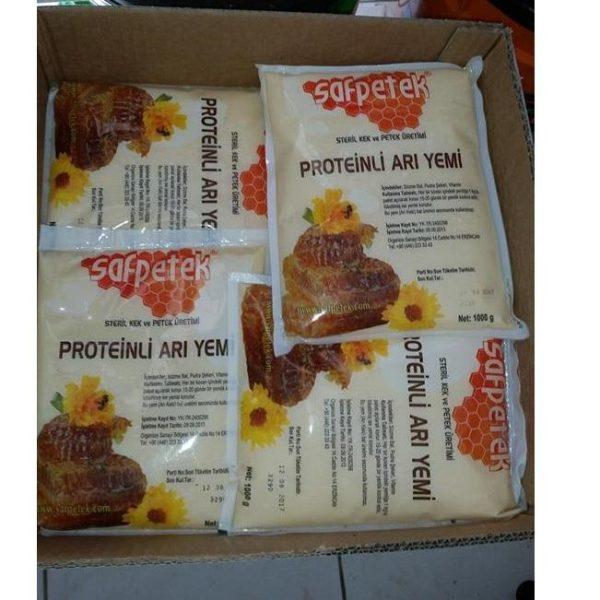 saf petek proteinli arı yemi 1