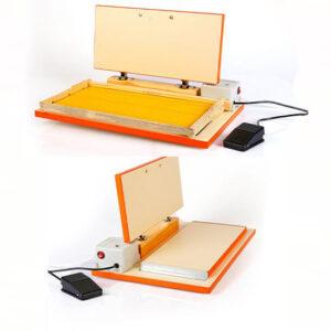 petek yapıştırma aparatı