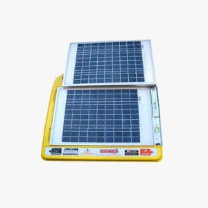 40 Watt Güneş Panelli Çit Sistemi