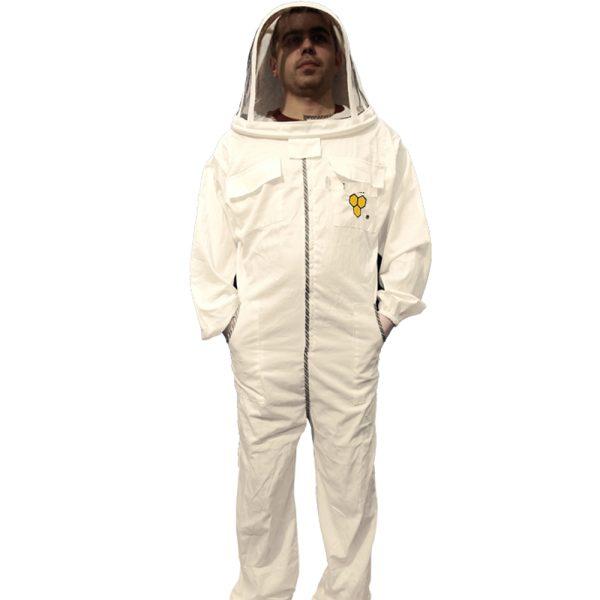 Astronot (Uzay-Oval Başlıklı) Tulum Maske