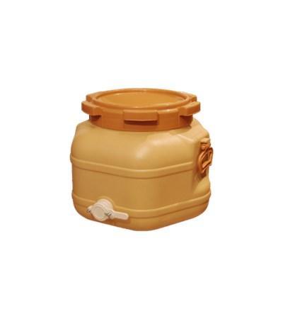 Bal Dinlendirme Fıçısı 50 Kg Musluklu