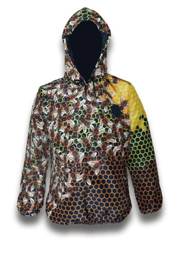 Kapşonlu Arıcı Kıyafeti
