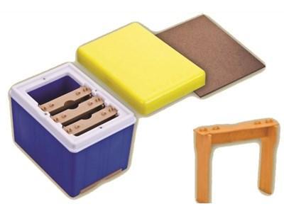 Plastik Ana Arı Çiftleştirme Kutusu