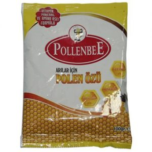Pollenbee - Arılar İçin Polen Özü (100 Gr)