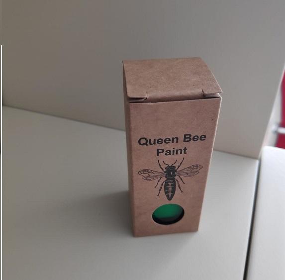 Ana Arı İşaretleme Boyası (Ojesi)