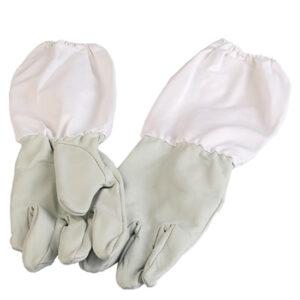 arıcı deri eldiveni