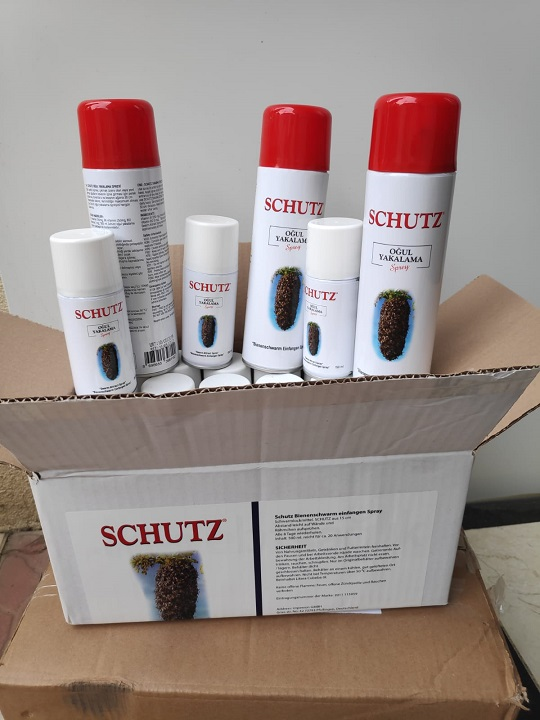 Schutz Oğul Yakalama Spreyi (150 ml) 3
