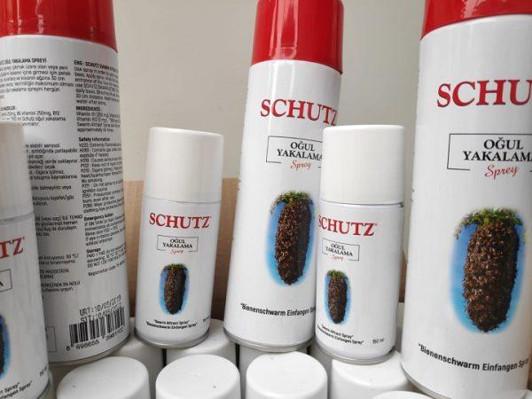 Schutz Oğul Yakalama Spreyi (500 ml) 2