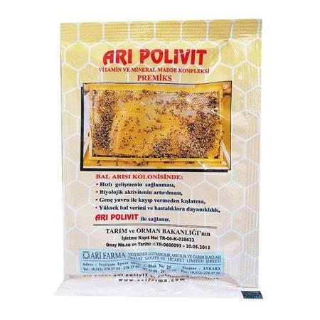 Arı Polivit (100 Gr)