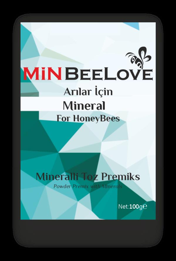 MinBeelove - Mineral Premiks (100 Gr)