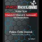 ProBeelove – Vitamin, Mineral ve Aminoasit Premiks (100 Gr)