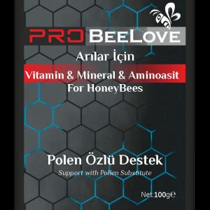 ProBeelove - Vitamin, Mineral ve Aminoasit Premiks (100 Gr)
