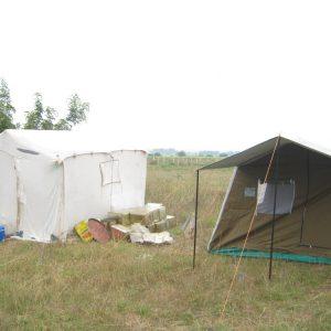 Bal Sağım Çadırı (3 metreye 4 metre)