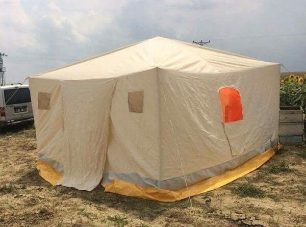 bal sağım çadır