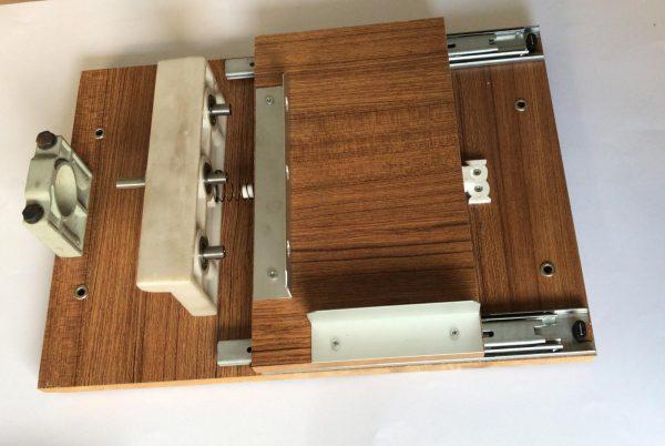 Üçlü Çerçeve Delme Makinası Yatay