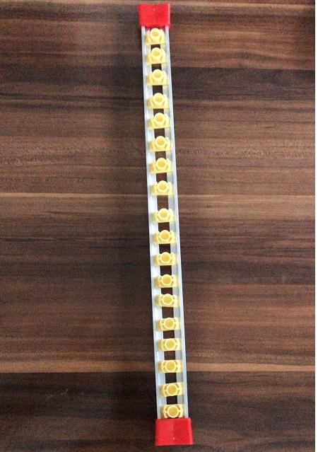 Alüminyum Yumurtalık Rayı 41 cm