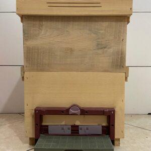 arı kovanı (plastik uçuş tahtalı) çerçevesiz