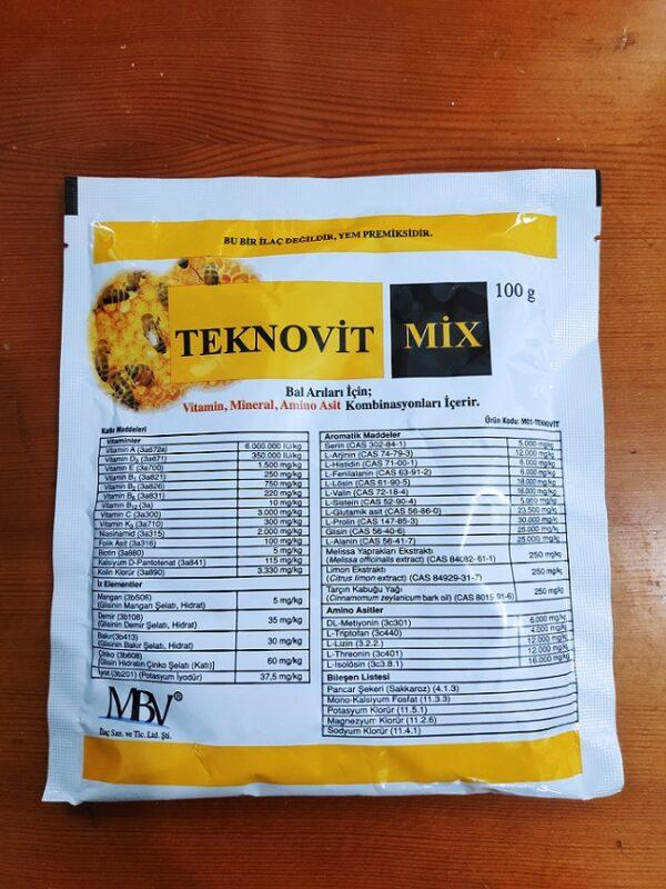Teknovit Mix (100 Gr)