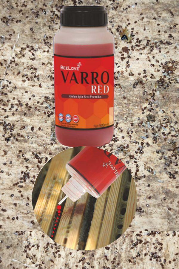 Varro Red Sıvı Premiks 500 ml